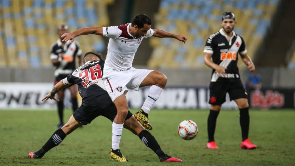 Fluminense e Vasco testam boa fase em clássico pelo Brasileirão