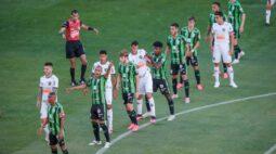 Com chance para ambos, América-MG e Atlético-MG decidem vaga para final do estadual