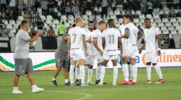 Paraná enfrenta o Botafogo para decidir quem avança na Copa do Brasil