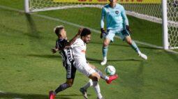 Botafogo arranca empate contra Red Bull Bragantino no Campeonato Brasileiro