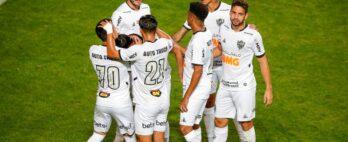 Atlético-MG volta a vencer o América-MG e avança à final do Mineiro