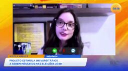Projeto estimula universitários a serem mesários nas eleições 2020