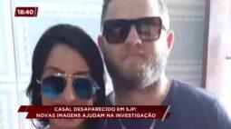 Casal desaparecido em SJP: novas imagens ajudam na investigação