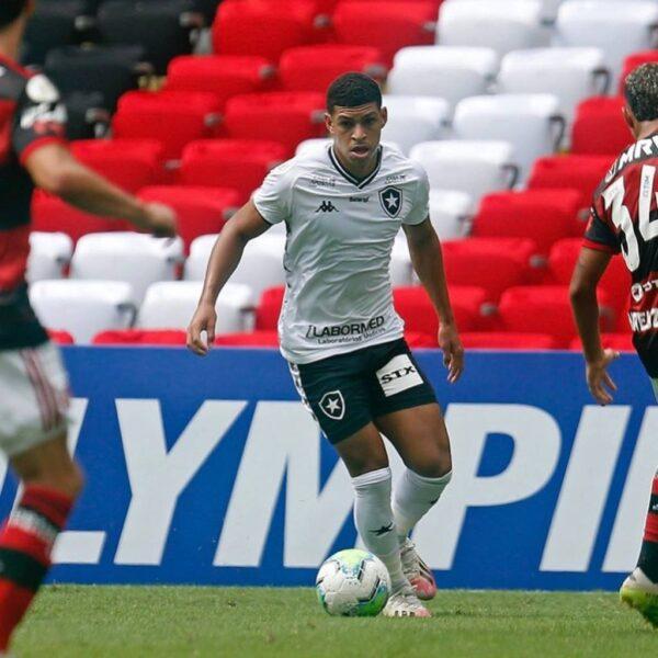 Paulo Autuori rasga elogios ao atacante Luís Henrique, promessa do Botafogo