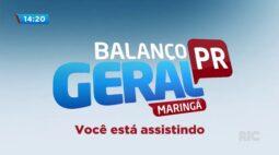 Balanço Geral Maringá Ao Vivo | 07/08/2020