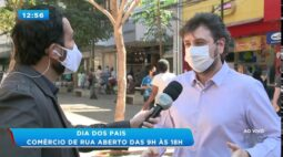 Dia dos Pais: mudança no horário de funcionamento do comércio em Londrina