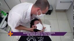 Quiropraxia: entenda mais sobre o tratamento de problemas na coluna