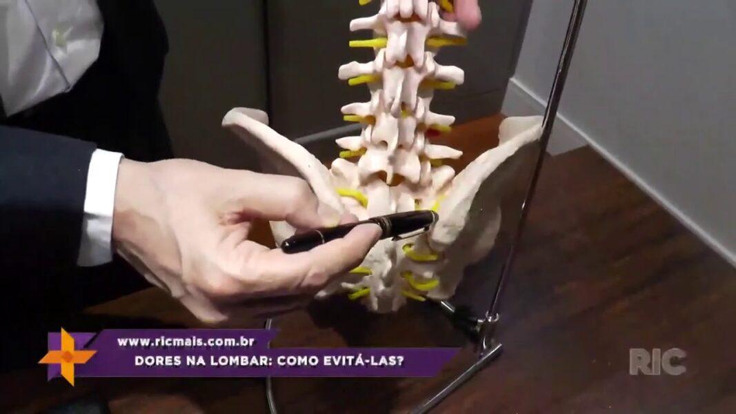 Dores na lombar: Como evitá las?