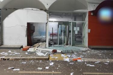 Grupo criminoso explode agência bancária em Florestópolis