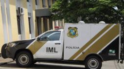 Corpo é encontrado por morador em Ponta Grossa
