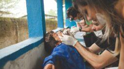 Barco Sorriso arrecada alimentos e produtos de higiene durante pandemia
