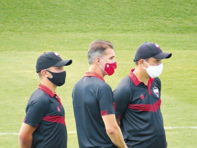 CBF aceita recurso e Atlético-GO poderá escalar jogadores positivos para covid-19