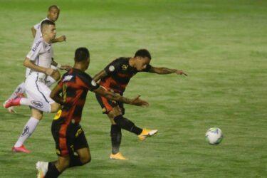 Jogadores do Sport acreditam na recuperação diante do São Paulo