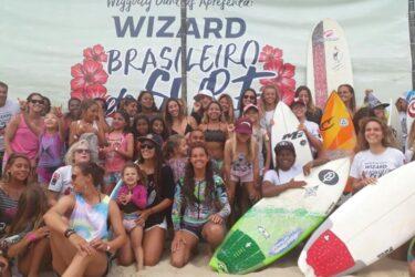 Circuito Brasileiro de Surf Feminino 2020 é cancelado