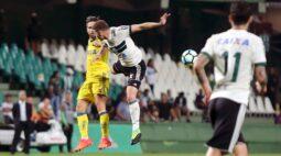 Buscando afastar a má fase, Coritiba recebe o Flamengo no Couto Pereira