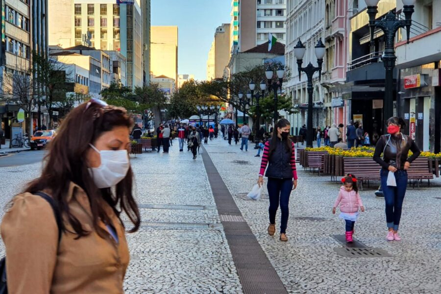 Coronavírus: Paraná registra 17 óbitos neste domingo (30) e chega a 3.212 mortes