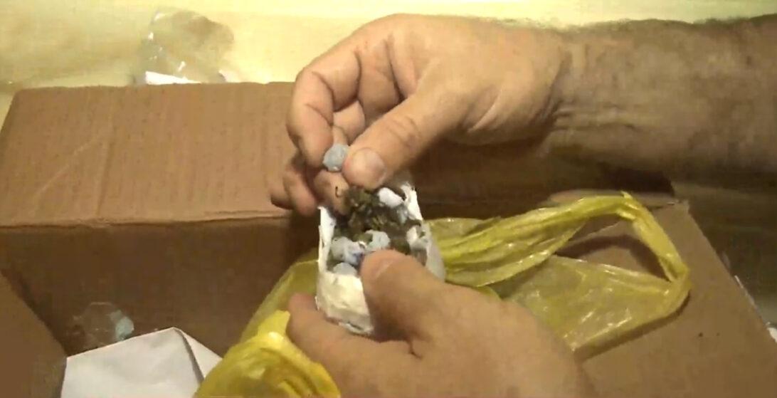 Nos Correios, pacotes com destino à cadeia de Ibiporã estavam com drogas