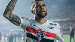 São Paulo confirma lesões em trio mas não estipula prazo de recuperação
