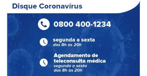 Disque Coronavírus Londrina