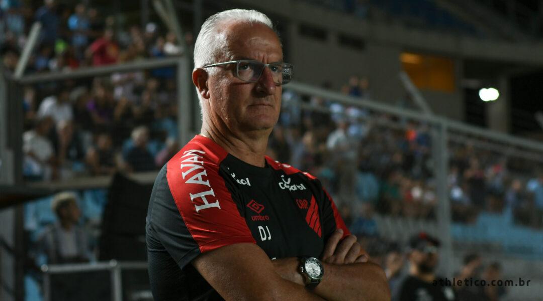 Para Dorival, posse de bola foi fator fundamental na derrota contra o São Paulo