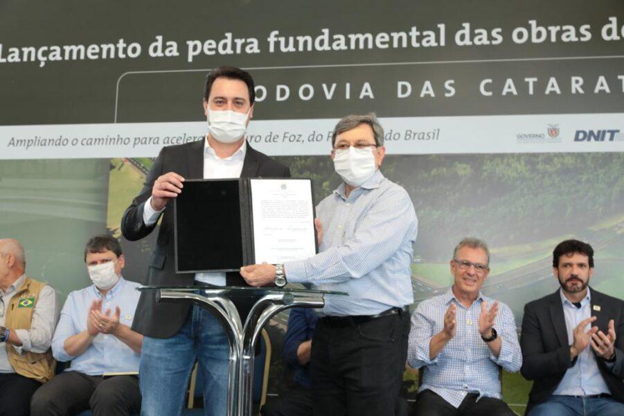 Itaipu  financia duplicação da Rodovia das Cataratas
