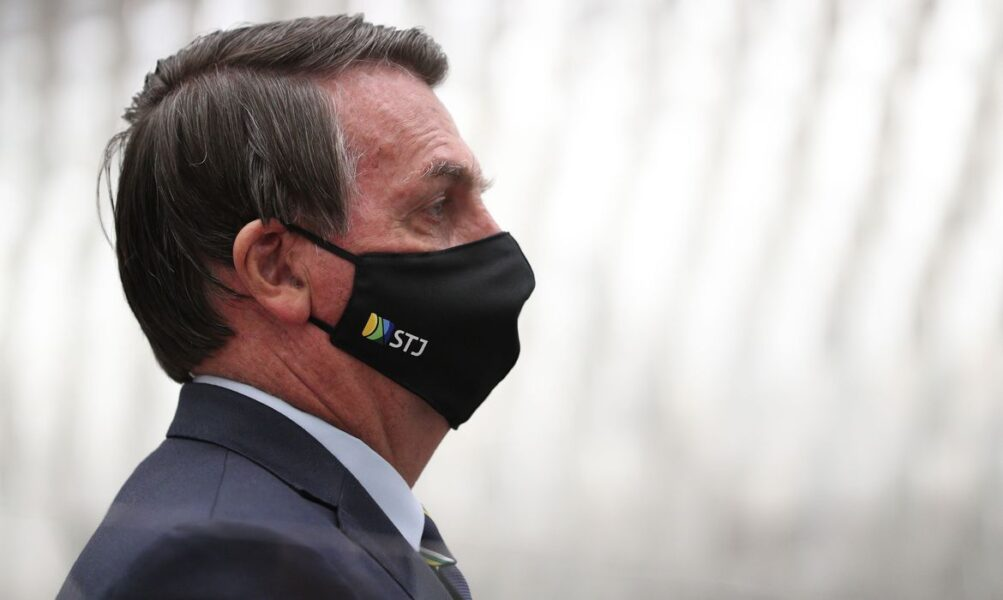 Bolsonaro afirma que não vai atuar nas eleições municipais