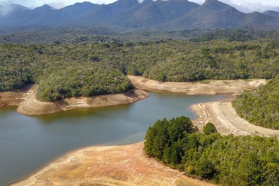 Chuvas de agosto no Paraná não diminuem estiagem; rodízio continua