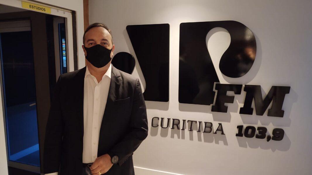 """""""Bandido não vai ter vez em Curitiba"""" declara Fernando Francischini, pré-candidato à Prefeitura"""