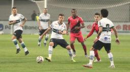 Athletico Paranaense vira no fim e conquista o tri-campeonato estadual