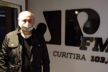 """Pré-candidato à Prefeitura de Curitiba, Gustavo Fruet promete """"mais maturidade e experiência"""" na gestão"""