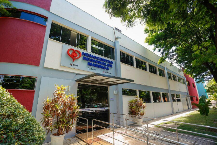 Hemocentro de Maringá precisa de doação; Estoques de sangue estão abaixo do ideal