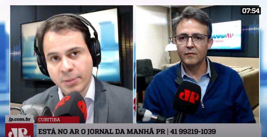 João Guilherme garante que pré-candidatura é pra valer e propõe choque de gestão para Curitiba