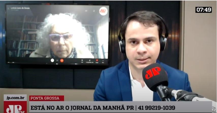 """""""Eu não sei"""", diz pré-candidata do Psol sobre o que mudaria no enfrentamento a pandemia em Curitiba"""