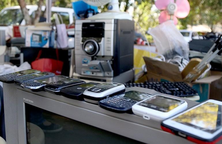 Lixo eletrônico: Londrina terá drive-thru para recolher materiais neste sábado