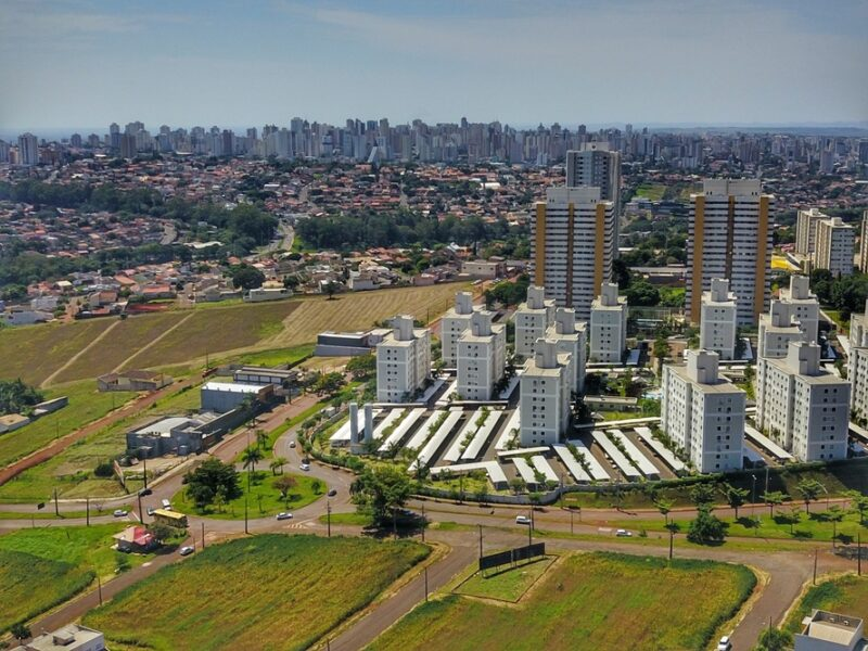 Londrina continua sendo a cidade com maior número de habitantes do interior do Paraná
