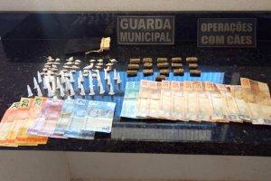 Londrina Suspeitos drogas