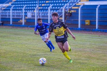 Lucas Tocantins, artilheiro do FC Cascavel é o novo reforço da Chapecoense