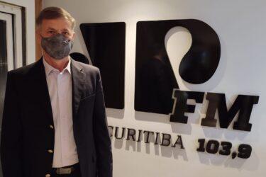 """""""Administrar Curitiba como uma metrópole"""", planeja pré-candidato Luizão Goulart"""