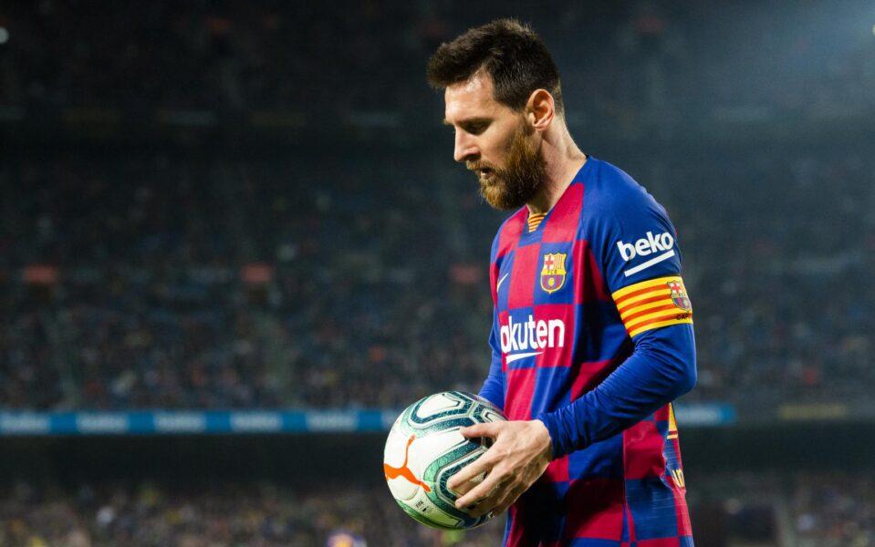 Puyol e Suárez mostram apoio à saída de Messi do Barcelona