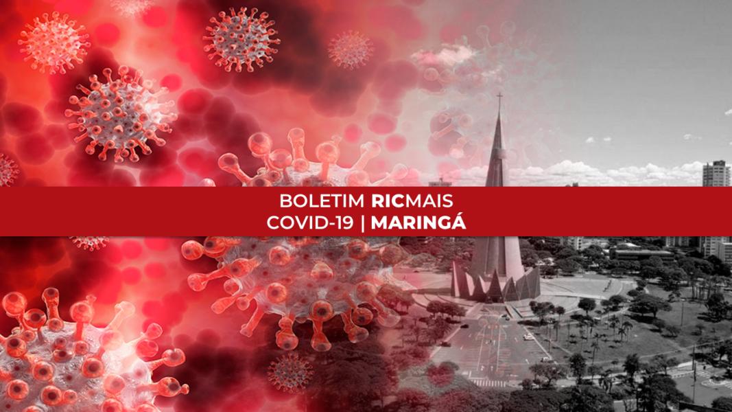 Sem nenhum óbito por coronavírus, Maringá registra 69 casos nesta quinta-feira (17)