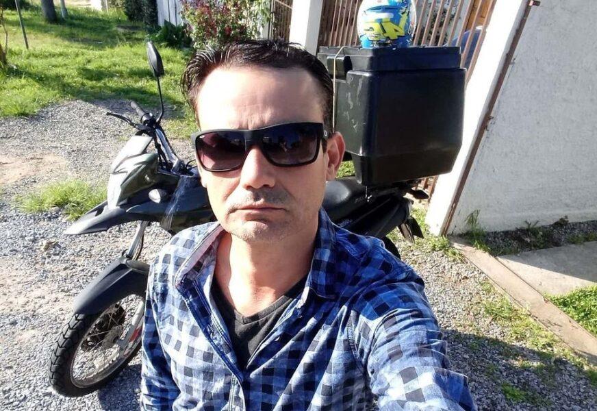 Identificado o motoboy que morreu em acidente no bairro Mercês, em Curitiba