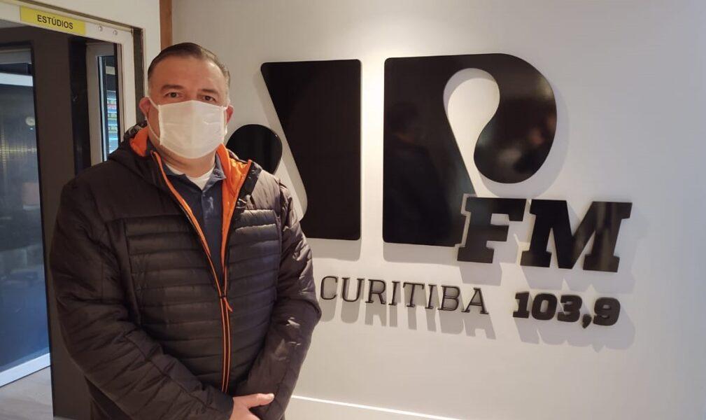 """""""Tudo diferente do Greca"""", projeta Ney Leprevost sobre pré-candidatura à Prefeitura de Curitiba"""