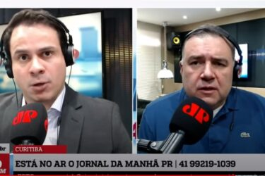 """Ney Leprevost diz que será candidato e parte pra cima de Greca: """"Não tem amor por Curitiba, ele tem amor pelo o que Curitiba pode proporcionar a ele"""", diz"""