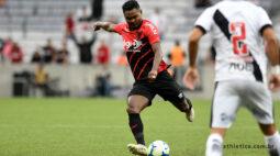 Athletico estreia hoje no Brasileirão contra o Fortaleza
