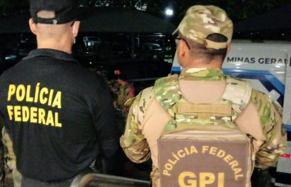 Operação Caixa Forte cumpre mandados em Maringá e Paranavaí