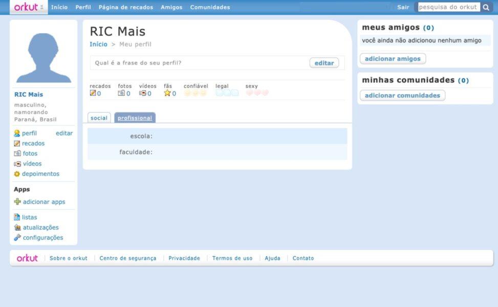 orkut-novo-interface