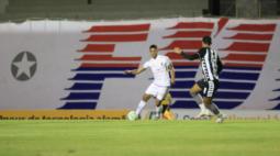 Paraná perde para o Botafogo e está eliminado da Copa do Brasil
