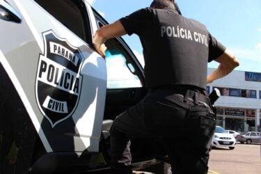 Polícia do Paraná prende suspeito de abusar de sobrinha de quatro anos