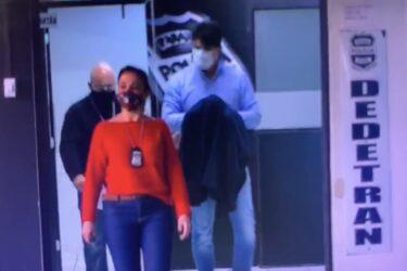 Médico é preso suspeito de participar de racha que matou trabalhador na BR-277