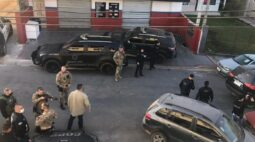 Polícia Civil realiza operação em Rio Branco do Sul contra quadrilha ligada ao tráfico de drogas